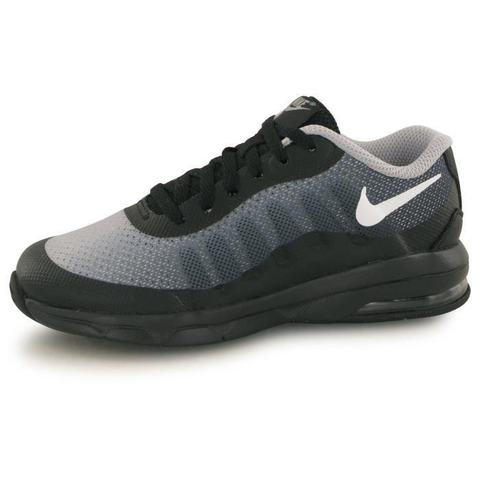 authentic new concept hot products Nike Air Max Invigor Print noir, baskets mode enfant Noir - Achat ...