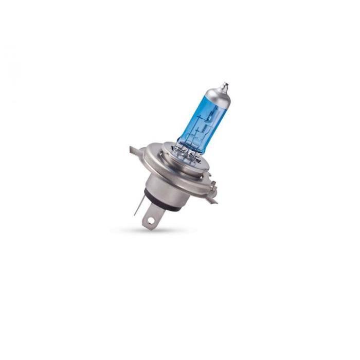 Ampoules PHILIPS H7 X-tremeVision Moto PX26D 12V 55W 320254 boîte de 10