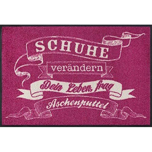 Wash dry 070009 aschenputtel tapis nylon caoutchouc for Tapis cuisine wash and dry