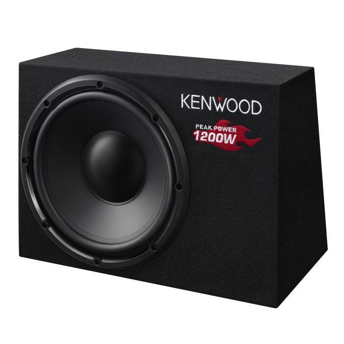 KENWOOD Subwoofer 30 cm - KSC-W1200B
