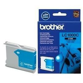 Brother LC1000C Cartouche d'encre Cyan