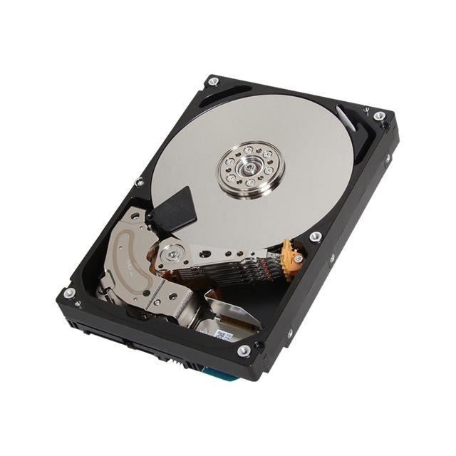 TOSHIBA Disque Dur MC04ACA600E - 6To - 7200 RPM - SATA 6Gbit/s - 512e
