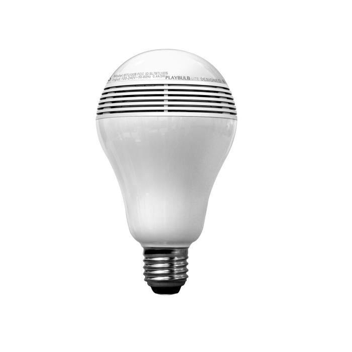 MIPOW PLAYBULB Lite ampoule/enceinte LED bluetooth