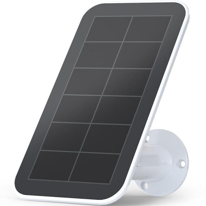 Accessoire Arlo Ultra - Panneau solaire pour caméra Arlo Ultra - VMA5600-100EUS