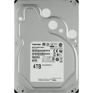 TOSHIBA Disque Dur - 4 To - Low spin SATA 6Gbit/s - 512e