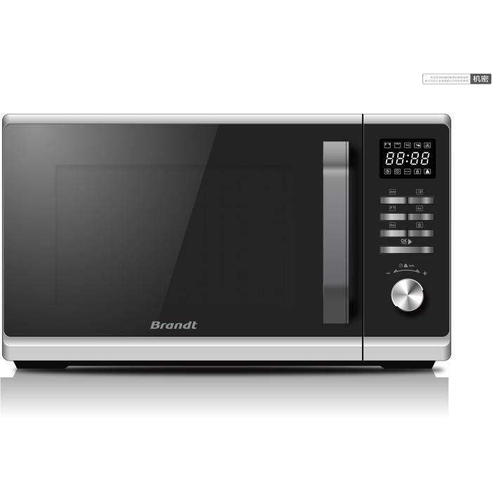BRANDT SE2300W - Micro-ondes monofonction blanc - 23 L - 800 W