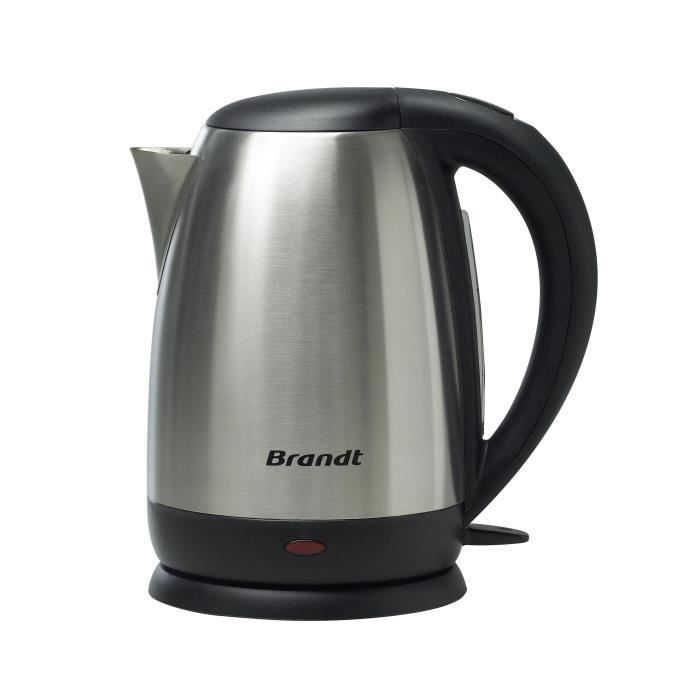 BRANDT BO1700X Bouilloire électrique - Inox