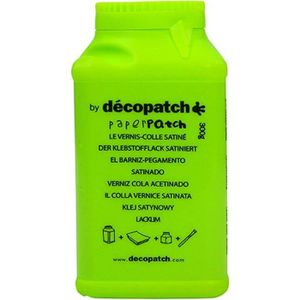 VERNIS-COLLE DECOPATCH Colle Paperpatch 300g