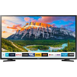 Téléviseur LED SAMSUNG UE40N5300AKXXC TV LED Full HD 100cm (40