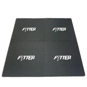 TAPIS DE SOL FITNESS FYTTER Protect mat APM0B, protecteur de sols de gr