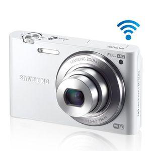 APPAREIL PHOTO COMPACT SAMSUNG MV900F Compact - Wi-fi intégré - Blanc