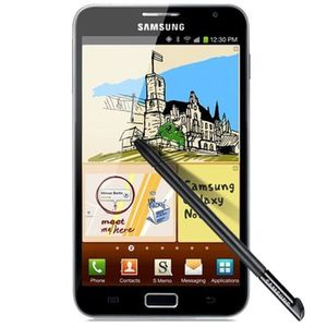 SMARTPHONE SAMSUNG SGH N7000 GALAXY NOTE BLEU