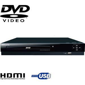 LECTEUR HD DVD TAKARA KDV100 Lecteur DVD HDMI noir