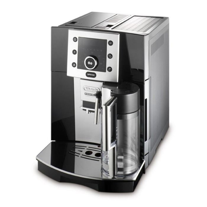 delonghi esam 5500 b machine expresso automatique avec broyeur perfecta noir achat vente. Black Bedroom Furniture Sets. Home Design Ideas