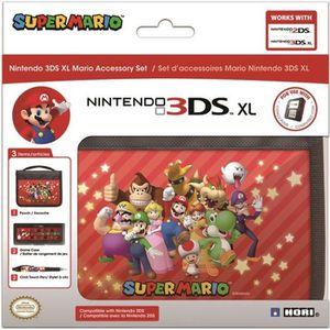 PACK ACCESSOIRE Pack d'Accessoires Mario 2DS-3DS-New 3DS XL