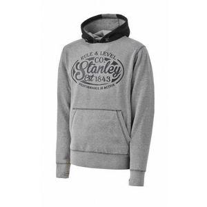 SWEAT-SHIRT DE SPORT STANLEY Sweatshirt à capuche Ontario - Mixte - Gri