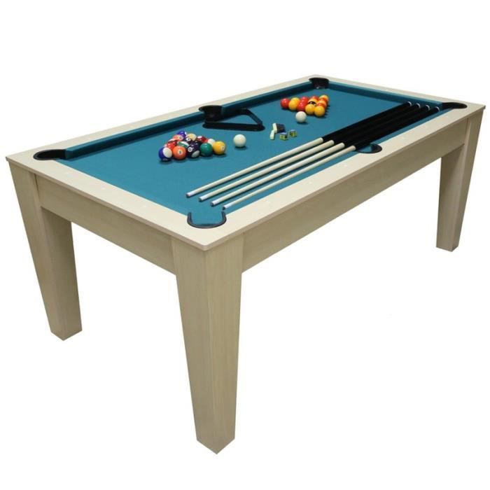 cortes billard table manger cortina tapis vert achat vente billard cdiscount. Black Bedroom Furniture Sets. Home Design Ideas