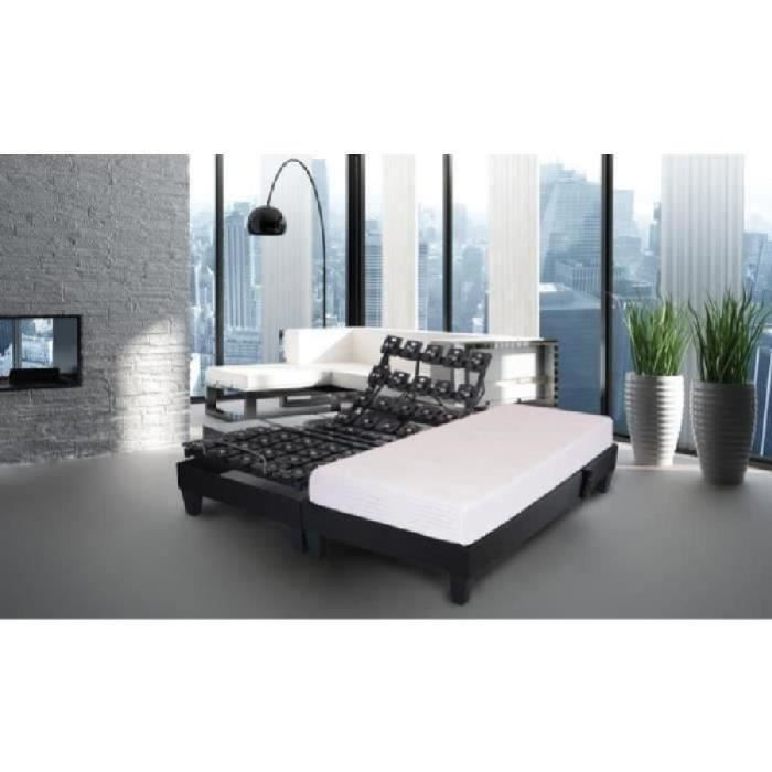 all satellite sommier plots matelas 2 90x200 2 places mousse ferme 55kg m3 55. Black Bedroom Furniture Sets. Home Design Ideas
