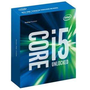 PROCESSEUR Intel® Skylake Core® i5-6600K - BX80662I56600K