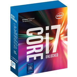 PROCESSEUR Intel Processeur Kaby Lake - Core i7-7700K - 4.2GH