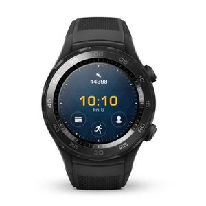 MONTRE CONNECTÉE Huawei Watch 2 Sport Noir