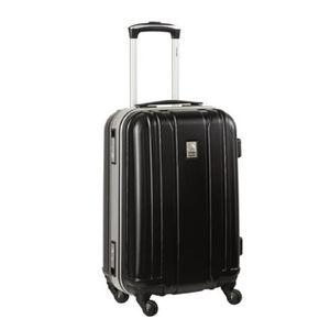 VALISE - BAGAGE VISA DELSEY Valise Cabine Rigide ABS 4 Roues 54 cm