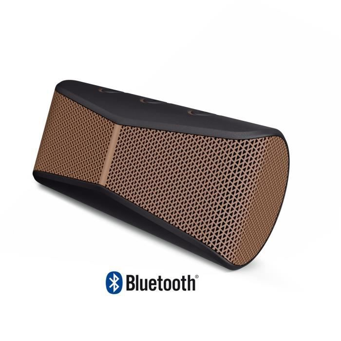 logitech x300 enceinte bluetooth portable noir enceinte nomade avis et prix pas cher cdiscount. Black Bedroom Furniture Sets. Home Design Ideas