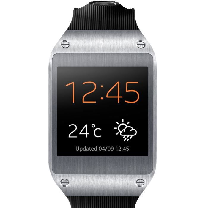 samsung galaxy gear noir achat vente samsung galaxy. Black Bedroom Furniture Sets. Home Design Ideas