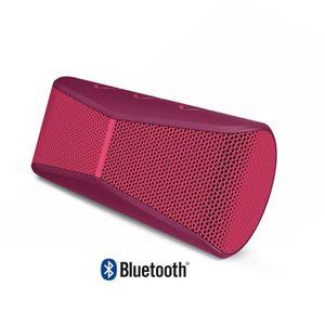 ENCEINTE NOMADE LOGITECH X300 Enceinte Bluetooth ROUGE