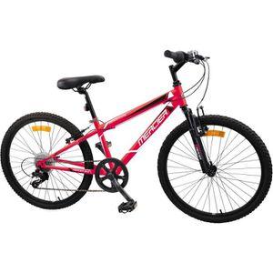 VTT MERCIER Vélo 24'' Cadre Slooping 6 vitesses - Mixt