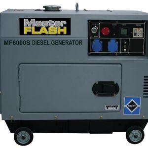 GROUPE ÉLECTROGÈNE MASTER FLASH Groupe électrogène diesel silencieux