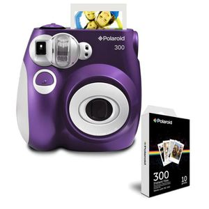 PACK APP. INSTANTANE Pack POLAROID PIC300 Violet Appareil photo instant