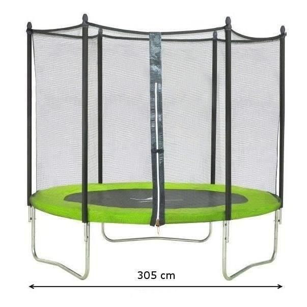 achat trampoline cdiscount. Black Bedroom Furniture Sets. Home Design Ideas