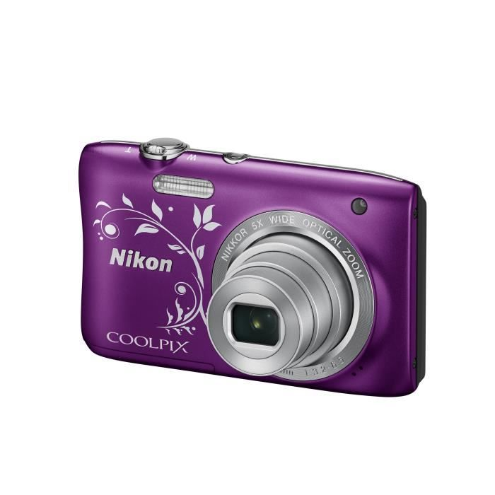 nikon coolpix s2900 violet appareil photo num rique compact achat vente appareil photo. Black Bedroom Furniture Sets. Home Design Ideas