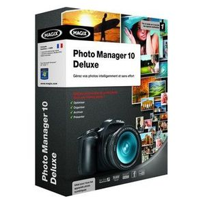 CULTURE MAGIX PHOTO MANAGER 10 DELUXE