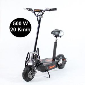 TROTTINETTE ELECTRIQUE Trottinette Electrique Adulte 500W