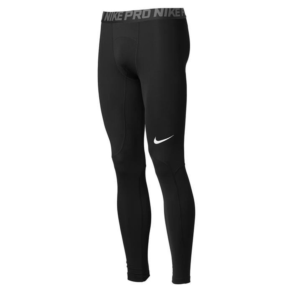COLLANT DE RUNNING NIKE Collant Pro Tights - Homme - Noir