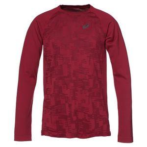 MAILLOT DE RUNNING ASICS Seamless Tee-shirt manches longues Homme - R