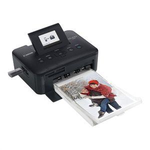 IMPRIMANTE Canon Selphy CP800 Noire