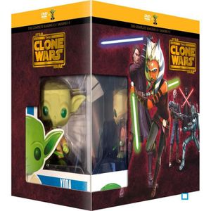 DVD DESSIN ANIMÉ DVD Star Wars - The Clone Wars - L'intégrale - Sai