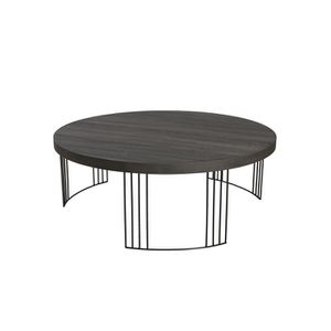 table basse ronde achat vente table basse ronde pas cher cdiscount. Black Bedroom Furniture Sets. Home Design Ideas