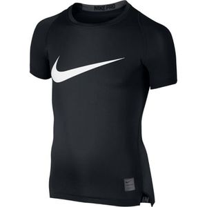 T-SHIRT DE COMPRESSION NIKE Haut Top Compression B Np Hbr Ss Homme