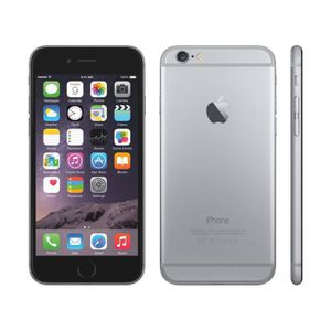 SMARTPHONE Apple iPhone 6 Gris sidéral 16Go