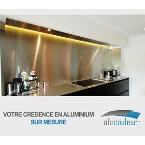 Credence inox achat vente credence inox pas cher for Credence en inox brosse