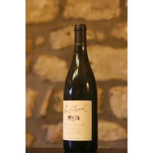 VIN ROUGE Vin de Pays D'oc, Mas d'Espanet, bois du Roi 1999