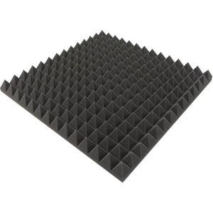 REVÊTEMENT ISOLANT Dibapur® - Mousse acoustique, pyramides Mousse (49