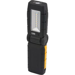 LAMPE DE POCHE BRENNENSTUHL Lampe portable 6 + 1 SMD LED - Rechar