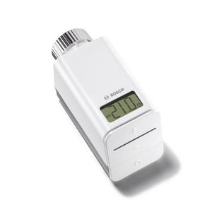 THERMOSTAT D'AMBIANCE BOSCH SMART HOME Thermostat de radiateur intellige