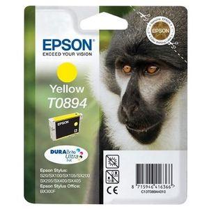CARTOUCHE IMPRIMANTE Epson T0894 Jaune