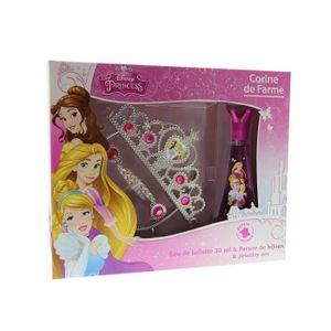 EAU DE TOILETTE CORINE DE FARME Coffret Disney Princesses Eau de t